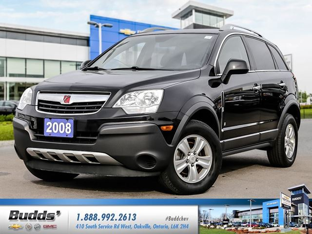 2008 saturn vue sport utility xe fwd black budds chevrolet. Black Bedroom Furniture Sets. Home Design Ideas