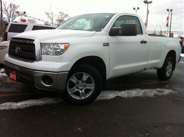 2013 toyota tundra 5 7 tundra ready to go white. Black Bedroom Furniture Sets. Home Design Ideas