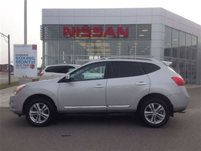 USED 2012 Nissan Rogue SV AWD EXTENDED WARRANTY UNTIL 2018