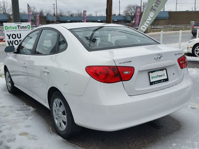 2009 hyundai elantra gl london ontario used car for. Black Bedroom Furniture Sets. Home Design Ideas