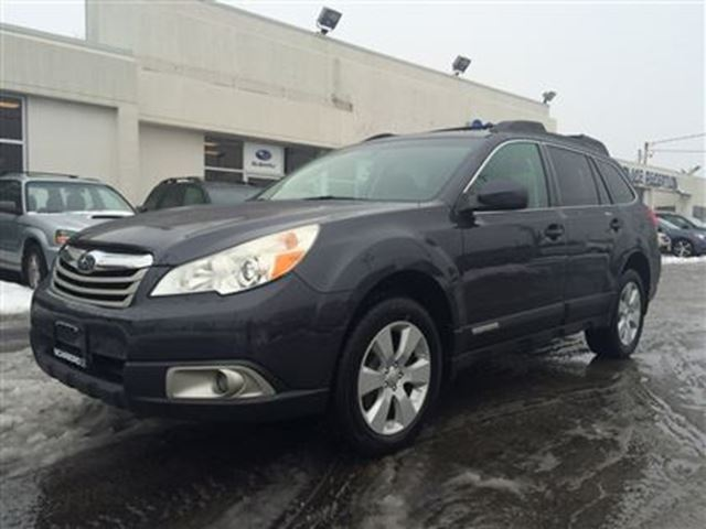 2010 subaru outback 2 5 i sport no accident grey scarboro subaru. Black Bedroom Furniture Sets. Home Design Ideas