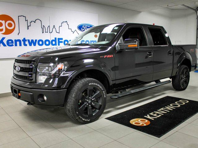 2013 ford f 150 fx4 black kentwood ford. Black Bedroom Furniture Sets. Home Design Ideas