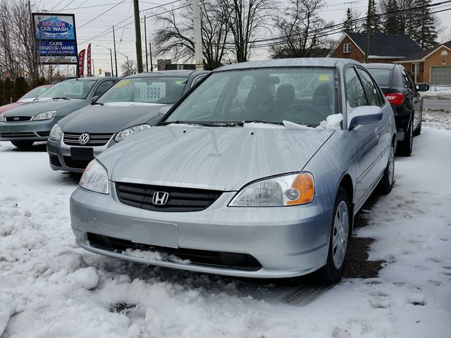 2003 honda civic lx oshawa ontario used car for sale. Black Bedroom Furniture Sets. Home Design Ideas