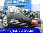 2015 Buick LaCrosse Leather FWD - Reverse Camera & Accident Free in Bolton, Ontario
