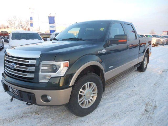 2013 ford f 150 king ranch 4x4 supercrew cab 6 5 ft box 157 in wb n a capital motors dawson. Black Bedroom Furniture Sets. Home Design Ideas