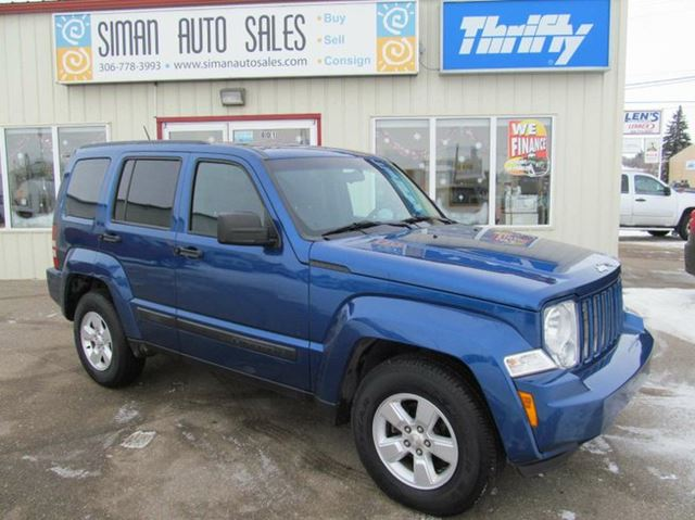 2010 Jeep Liberty Sport in Regina, Saskatchewan