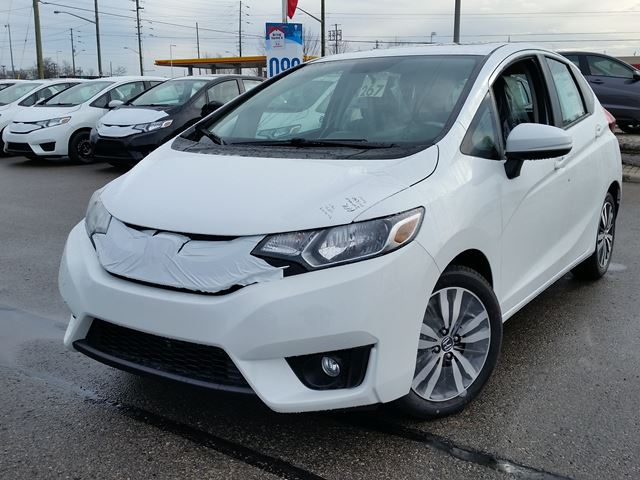 New 2016 honda fit ex whitby for Honda fit 2016