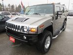 2007 HUMMER H2 LOADED 4X4 6 PASSENGER LEATHER.. SUNROOF.. NAVI in Bradford, Ontario