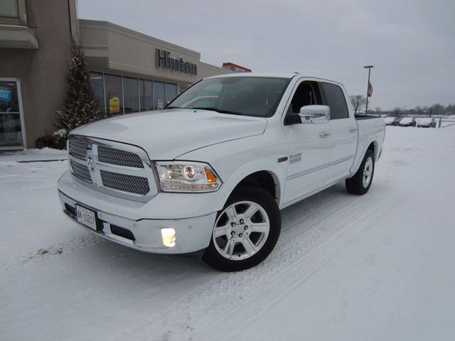 2015 dodge ram 1500 longhorn limited diesel sunroof heated leather navigation perth ontario. Black Bedroom Furniture Sets. Home Design Ideas
