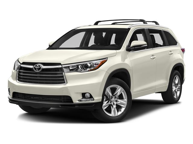 2016 toyota highlander white blizzard pearl attrell toyota. Black Bedroom Furniture Sets. Home Design Ideas