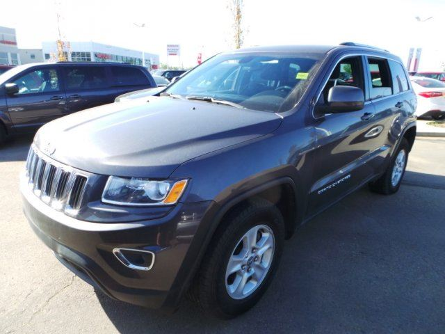 2015 jeep grand cherokee 4wd laredo a c edmonton grey sherwood kia. Black Bedroom Furniture Sets. Home Design Ideas