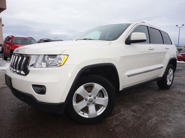 2012 JEEP GRAND CHEROKEE Laredo in Smithers, British Columbia