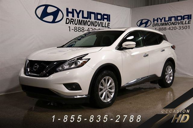 2015 nissan murano platinum drummondville quebec used. Black Bedroom Furniture Sets. Home Design Ideas