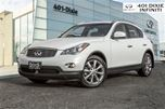 2012 Infiniti EX35 Journey Package! Beautiful color combo! in Mississauga, Ontario