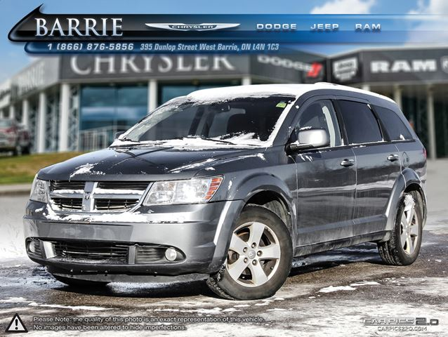 used 2010 dodge journey sxt for 12995 in barrie ontario. Black Bedroom Furniture Sets. Home Design Ideas
