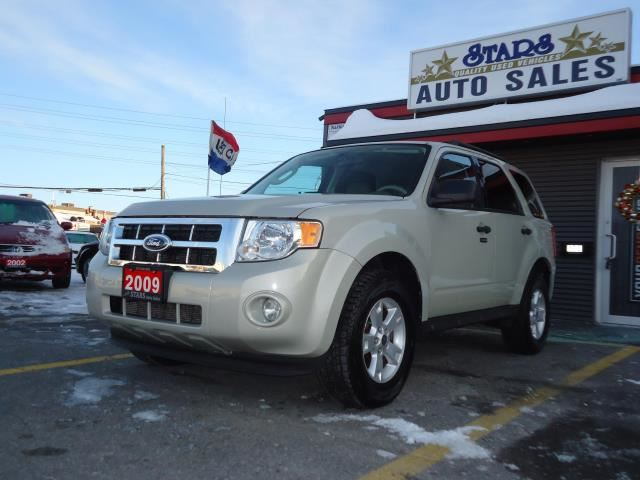2009 Ford Escape Xlt Ottawa Ontario Used Car For Sale