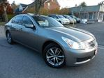 2007 Infiniti G35 x AWD  LEATHER.ROOF.BLUETOOTH  NO ACCIDENT in Kitchener, Ontario