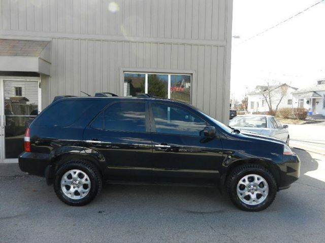 2002 acura mdx awd premium leather sunroof 7 psngr. Black Bedroom Furniture Sets. Home Design Ideas