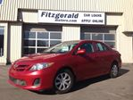 2011 Toyota Corolla CE  83K KMS  No Rust  4 Cylinder  in Kitchener, Ontario