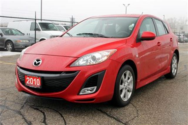 2010 mazda mazda3 sport gs only 21k red carimex auto sales ltd. Black Bedroom Furniture Sets. Home Design Ideas