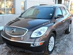 2009 Buick Enclave CXL AWD LOCAL TRADE LOW KM FULLY LOADED FINANCING AVAILABLE in Edmonton, Alberta