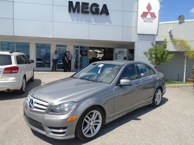2012 mercedes benz c250 4matic gatineau quebec used car for Mercedes benz quebec