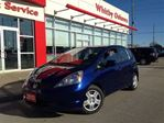 2013 Honda Fit LX 5MT in Whitby, Ontario