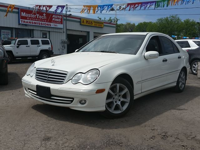 2006 mercedes benz c class c280 4matic 3 0l white autofind. Black Bedroom Furniture Sets. Home Design Ideas