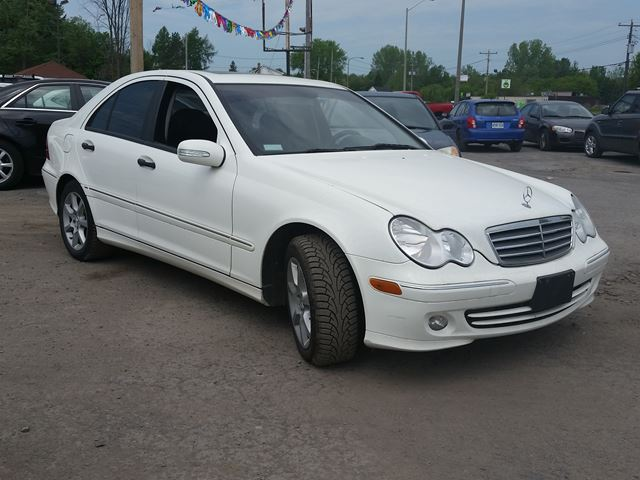 2006 mercedes benz c class c280 4matic 3 0l ottawa for Mercedes benz c class 2006 for sale