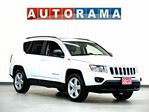 2012 Jeep Compass LIMITED 4X4 LEATHER SUNROOF in North York, Ontario
