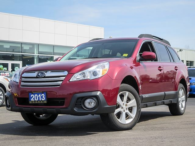 2013 subaru outback 3 6r limited stratford ontario car for sale 2378544. Black Bedroom Furniture Sets. Home Design Ideas