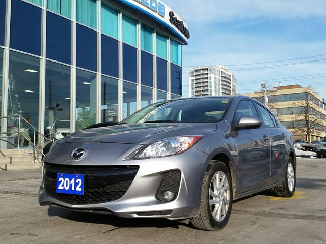 2012 mazda mazda3 gs sky activ leather roof silver scarboro mazda. Black Bedroom Furniture Sets. Home Design Ideas