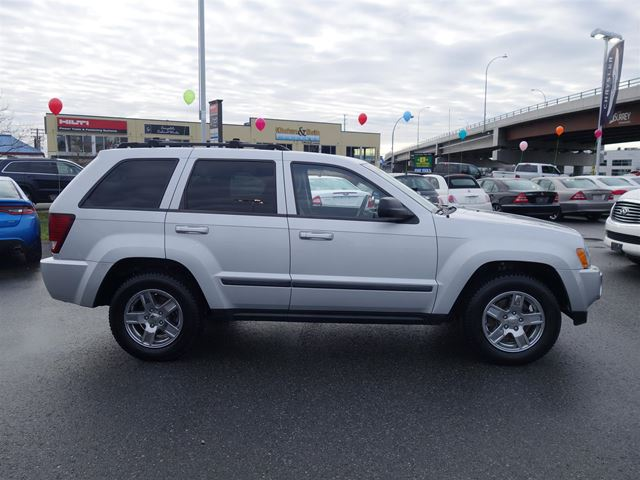 used 2007 jeep grand cherokee laredo in langley british columbia. Cars Review. Best American Auto & Cars Review