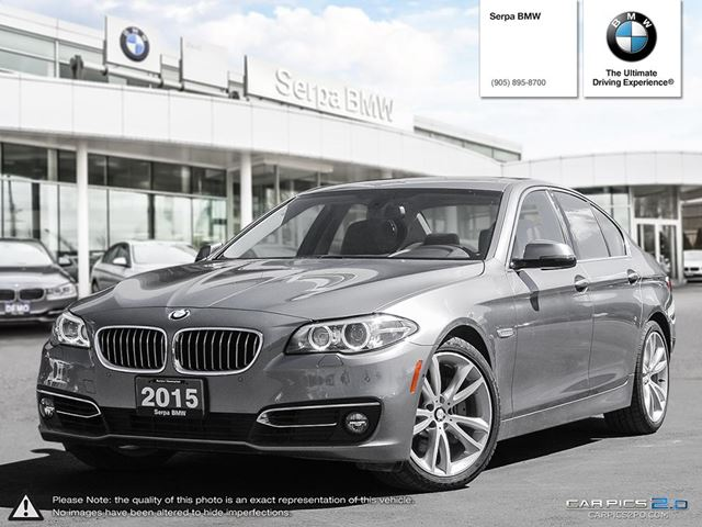 2015 BMW 535d xDrive           in Newmarket, Ontario