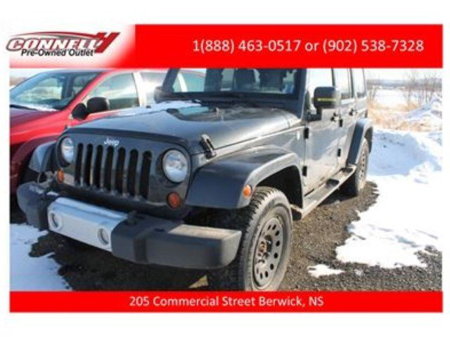 2010 JEEP WRANGLER Unlimited Sahara in Middleton, Nova Scotia
