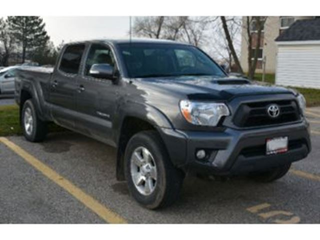 toyota tacoma 4 door trd sport package 2015 autos post. Black Bedroom Furniture Sets. Home Design Ideas