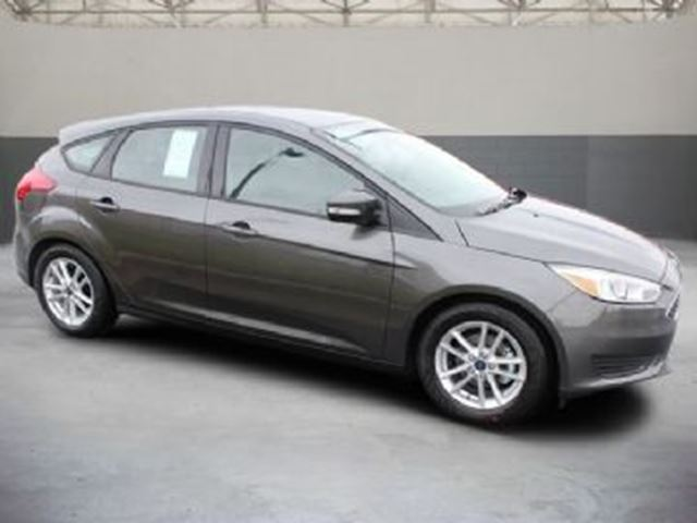 2016 Ford Focus Grey | LEASE BUSTERS | Wheels.ca