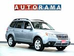 2009 Subaru Forester 2.5X LIMITED LEATHER SUNROOF AWD in North York, Ontario