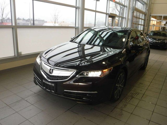 2015 acura tlx tech awd brown lougheed acura. Black Bedroom Furniture Sets. Home Design Ideas