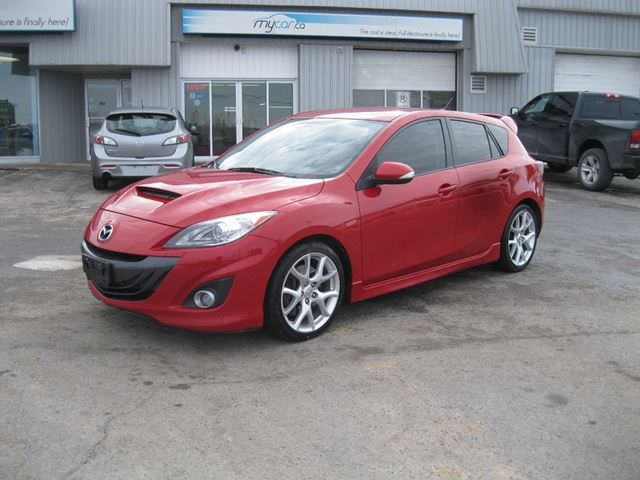 2010 mazda mazdaspeed3 base red my car kingston. Black Bedroom Furniture Sets. Home Design Ideas