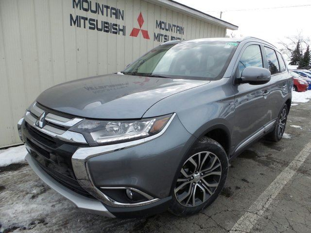 2016 mitsubishi outlander gt hamilton ontario new car. Black Bedroom Furniture Sets. Home Design Ideas