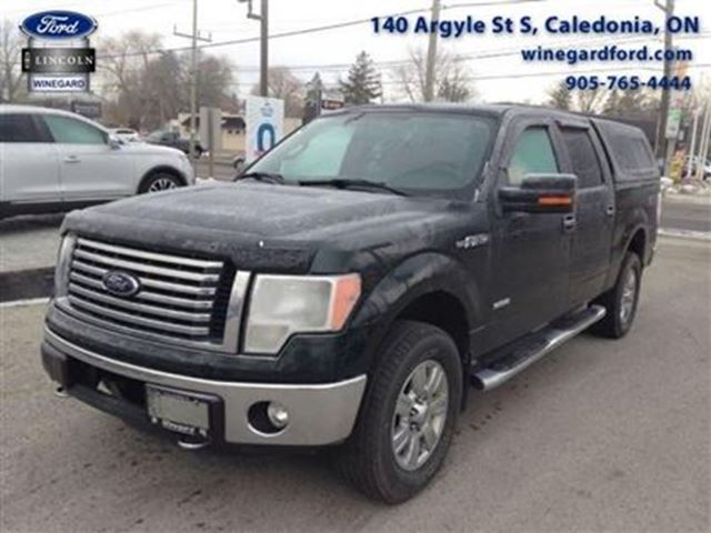 2012 ford f 150 xlt caledonia ontario used car for sale 2380721. Black Bedroom Furniture Sets. Home Design Ideas