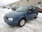 2007 Volkswagen City Golf  2.0 in Ottawa, Ontario
