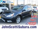 2012 Subaru Outback Touring 1.9% in Montreal, Quebec