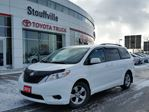 2012 Toyota Sienna LE V6 8 PASSENGER - OFF-LEASE - ACCIDENT-FREE - CLICK FOR MORE DETAILS! in Stouffville, Ontario