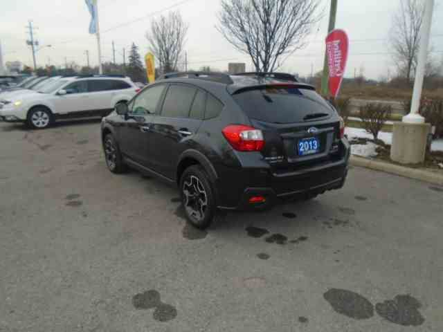2013 subaru xv crosstrek limited whitby ontario car for sale 2381980. Black Bedroom Furniture Sets. Home Design Ideas