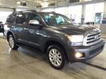 2011 Toyota Sequoia Platinum 4x4 - Only 69km! Fully Loaded, Leather Heated Seats, Nav in Edmonton, Alberta