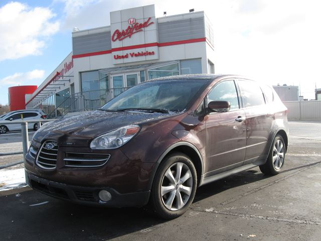 2006 subaru tribeca limited 7 passenger brown parkway. Black Bedroom Furniture Sets. Home Design Ideas