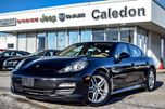 2012 Porsche Panamera 4 Navi Sunroof Backup Cam Bluetooth Leather Ventilated Seat 18Alloy Rims in Bolton, Ontario
