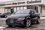 2015 Audi A3 1.8T Komfort Sunroof Bluetooth Leather Heated Front seat Keyless 17Alloy Rims in Bolton, Ontario